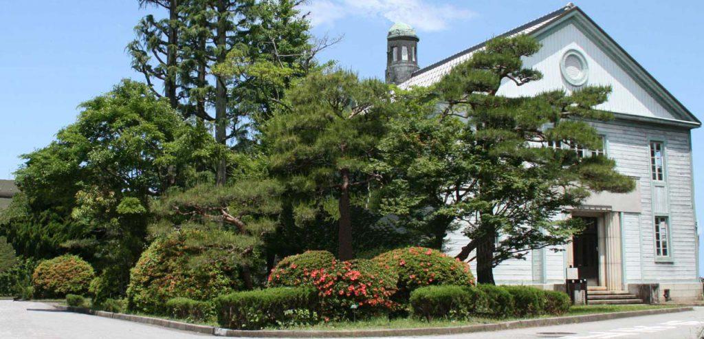 滋賀大学彦根キャンパス講堂