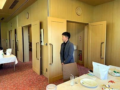 第83回名古屋陵水ゴルフコンペ優勝者