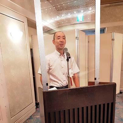 2021年度名古屋支部総会-塚本幹事長
