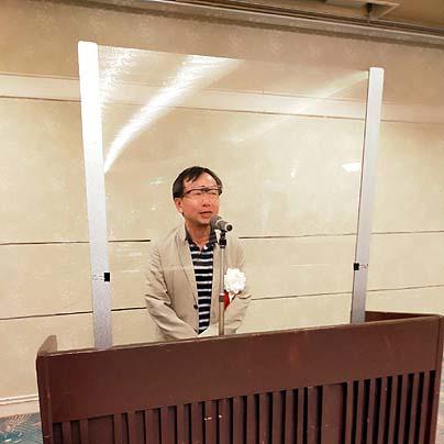 2021年度名古屋支部総会-表野会計幹事