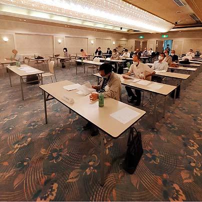2021年度名古屋支部総会-会場風景