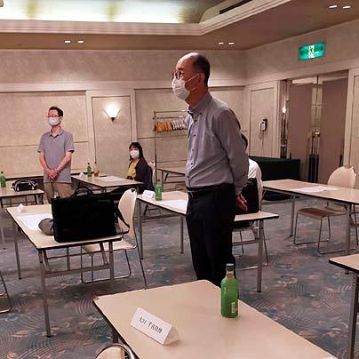 2021年度名古屋支部総会-来年度幹事代表
